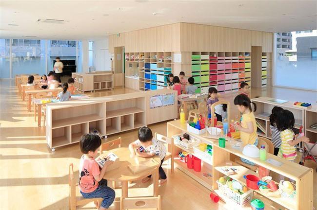 Ấn tượng những bài học giáo dục từ các thầy hiệu trưởng mầm non Nhật Bản - Ảnh 6.