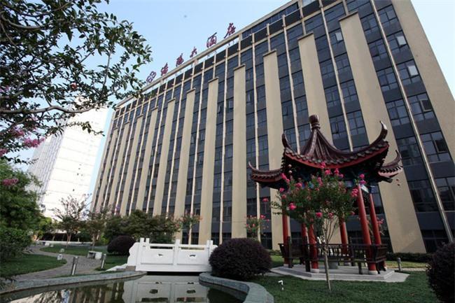 5 khách sạn rất gần sân vận động Thường Châu, giá chỉ tầm 1 triệu/đêm - Ảnh 7.