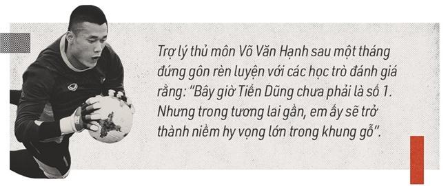 Bùi Tiến Dũng: Những ngày cơ cực từ nhịn đói, phụ hồ đến người hùng lịch sử của U23 Việt Nam - Ảnh 8.