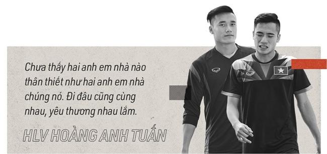 Bùi Tiến Dũng: Những ngày cơ cực từ nhịn đói, phụ hồ đến người hùng lịch sử của U23 Việt Nam - Ảnh 10.