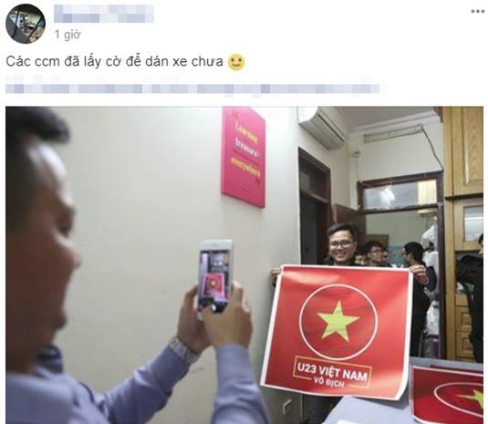 Cách chung kết 2 ngày, dân tình đã chuẩn bị sẵn sàng để bung lụa cùng U23 Việt Nam - Ảnh 6.