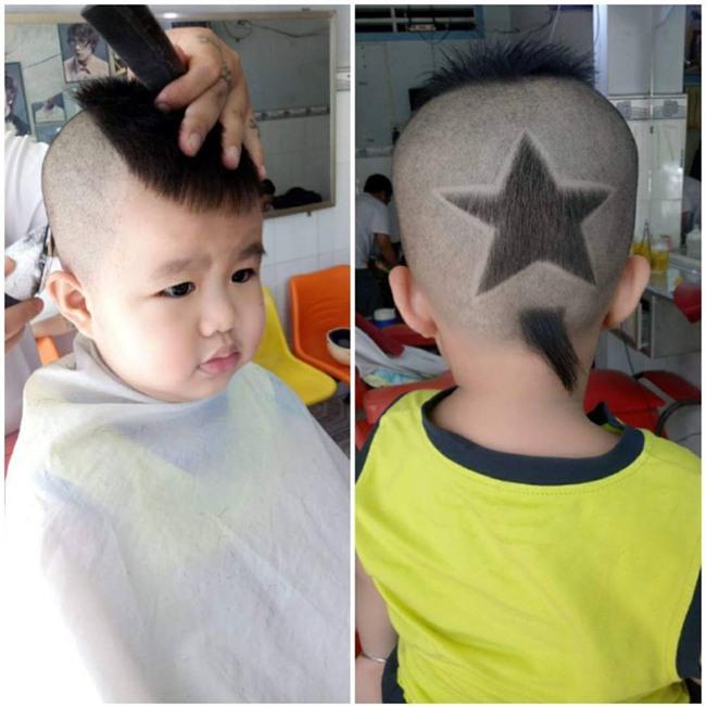 Những mái tóc chất hết nút được chuẩn bị để cổ vũ U23 Việt Nam đá chung kết - Ảnh 7.