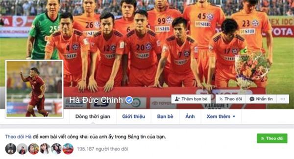 Tài khoản fake quá nhiều, Tiến Dũng, Quang Hải phải nhờ Facebook cấp dấu tích xanh - Ảnh 3.