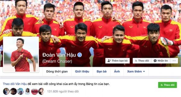 Tài khoản fake quá nhiều, Tiến Dũng, Quang Hải phải nhờ Facebook cấp dấu tích xanh - Ảnh 4.