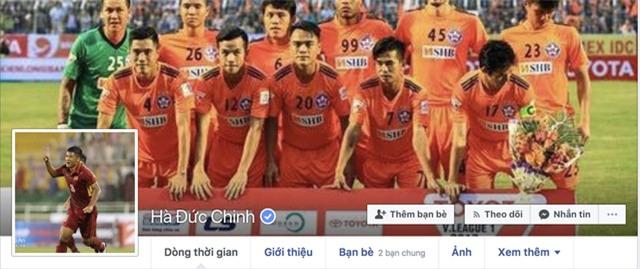 Tài khoản mạng xã hội các cầu thủ U23 Việt Nam cũng nhận được nút xác minh chính chủ từ Facebook
