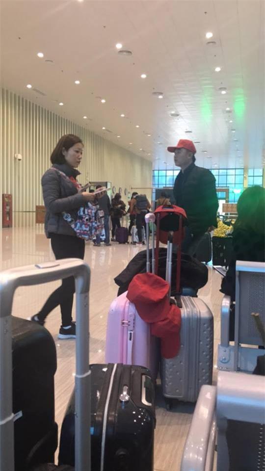 Cổ động viên Việt Nam lỡ hẹn chung kết U23 vì tuyết phủ trắng Thường Châu, nhiều chuyến bay bị huỷ  - Ảnh 2.