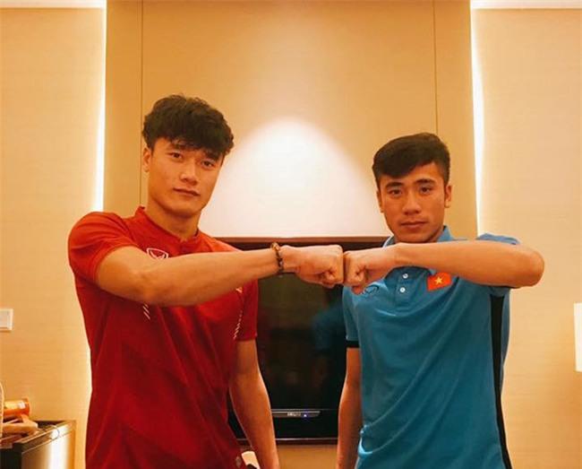 U23 Việt Nam, Bùi Tiến Dũng, Bùi Tiến Dụng, HLV Park Hang Seo, U23 Uzbekistan, chung kết U23 châu Á