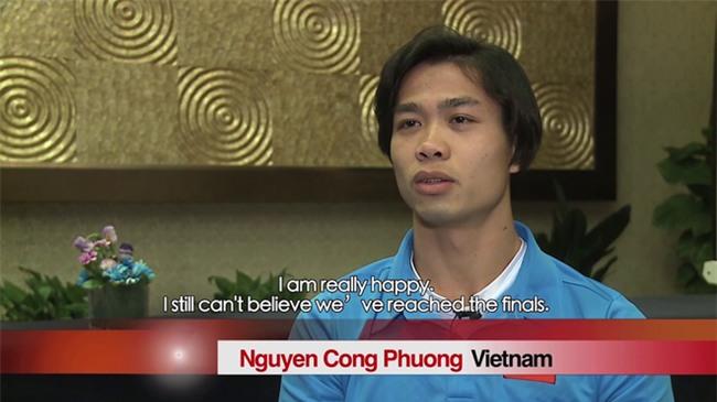 Công Phượng tự tin với tình hình sức khỏe của U23 Việt Nam trước trận chung kết - Ảnh 1.