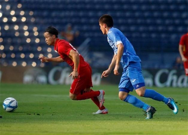 Công Phượng tự tin với tình hình sức khỏe của U23 Việt Nam trước trận chung kết - Ảnh 3.