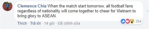 Cổ động viên khắp châu Á, thậm chí cả Iraq, hết lòng cổ vũ Việt Nam, mong tuyển U23 của chúng ta vô địch - Ảnh 1.