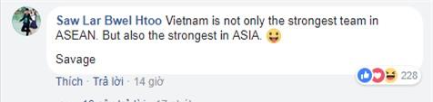 Cổ động viên khắp châu Á, thậm chí cả Iraq, hết lòng cổ vũ Việt Nam, mong tuyển U23 của chúng ta vô địch - Ảnh 4.