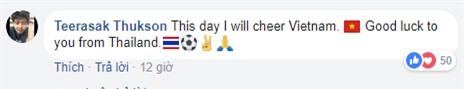 Cổ động viên khắp châu Á, thậm chí cả Iraq, hết lòng cổ vũ Việt Nam, mong tuyển U23 của chúng ta vô địch - Ảnh 8.