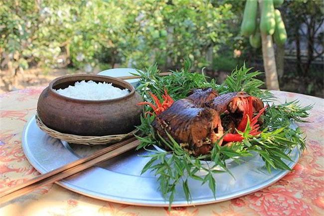 cá kho, cá trắm, cá kho làng Vũ Đại, thực phẩm bẩn