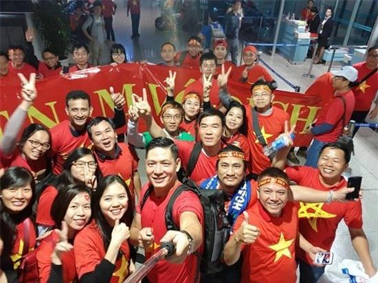 U23 Việt Nam, Bình Minh, BTV Quang Minh, Quyền Linh, Hoàng Bách