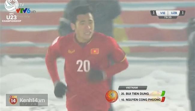 U23 Việt Nam đang có 3 cầu thủ mang tên Bui Tien Dung trên sân khiến fan quốc tế cực kì bối rối! - Ảnh 1.