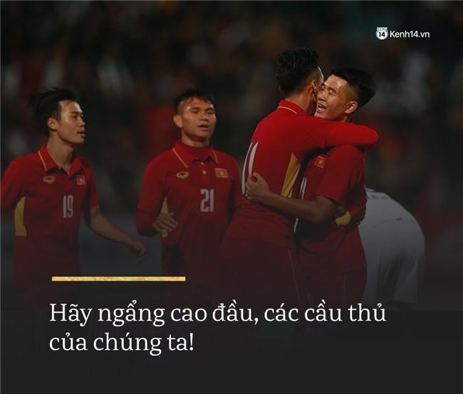 Không sao đâu U23 Việt Nam ơi, chúng ta đã chiến đấu như những người hùng đến tận phút cuối! - Ảnh 3.