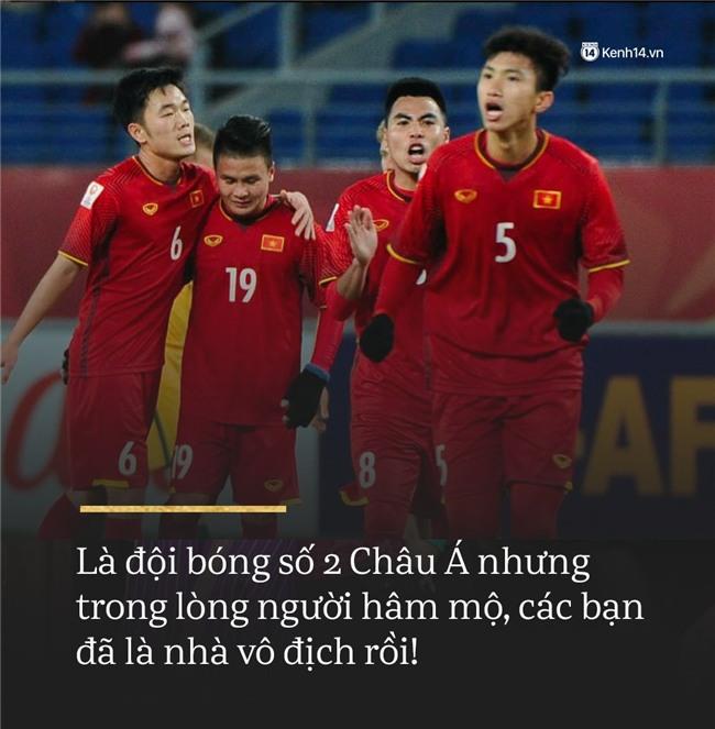 Không sao đâu U23 Việt Nam ơi, chúng ta đã chiến đấu như những người hùng đến tận phút cuối! - Ảnh 4.