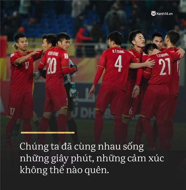 Không sao đâu U23 Việt Nam ơi, chúng ta đã chiến đấu như những người hùng đến tận phút cuối! - Ảnh 5.