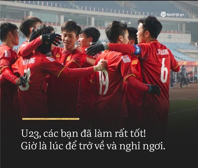 Không sao đâu U23 Việt Nam ơi, chúng ta đã chiến đấu như những người hùng đến tận phút cuối! - Ảnh 6.