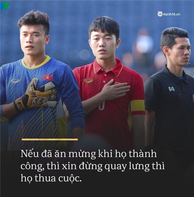 Không sao đâu U23 Việt Nam ơi, chúng ta đã chiến đấu như những người hùng đến tận phút cuối! - Ảnh 7.