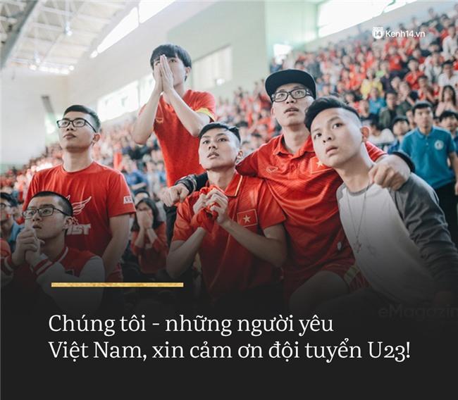 Không sao đâu U23 Việt Nam ơi, chúng ta đã chiến đấu như những người hùng đến tận phút cuối! - Ảnh 8.