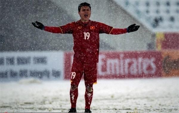 Quang Hải và những cú sút xé lưới đối thủ bằng loạt siêu phẩm tại giải U23 Châu Á-2