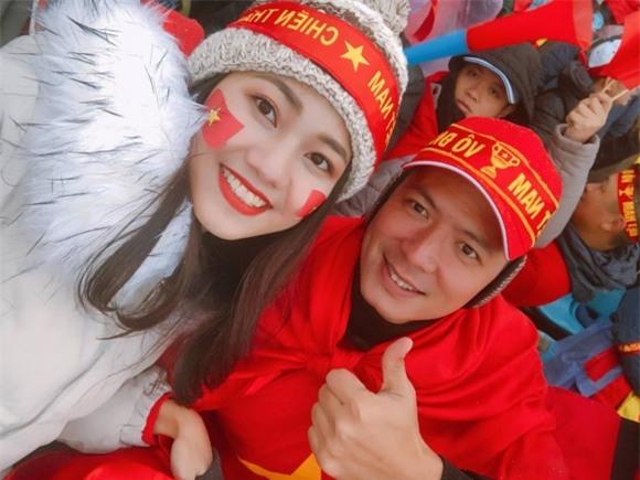 U23 Việt Nam, Thanh Thanh Tú, Á hậu Thanh Tú