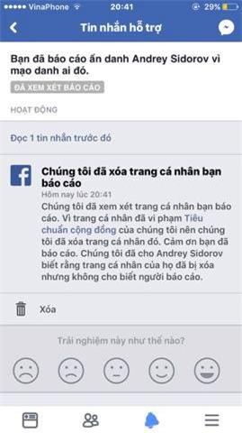 CĐV Việt Nam tấn công sập facebook được cho là cầu thủ số 11 bên phía U23 Uzbekistan - Ảnh 2.