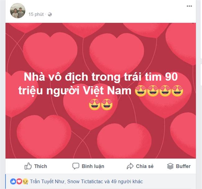 Tự hào hô vang hai tiếng Việt Nam với bạn bè quốc tế! - Ảnh 6.