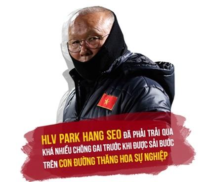 Giải mã tướng số người viết sử vàng cho bóng đá Việt Nam - Park Hang Seo kỳ nhân dị tướng-3