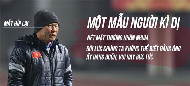 Giải mã tướng số người viết sử vàng cho bóng đá Việt Nam - Park Hang Seo kỳ nhân dị tướng-4