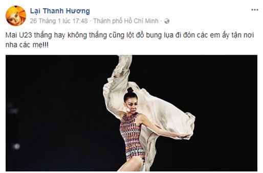 Mặc bikini ôm ấp cầu thủ U23 Việt Nam, Lại Thanh Hương bị ném đá không ngẩng được mặt-7