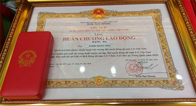 Thu tuong don U23 Viet Nam: Chua bao gio doi lau ma vui the hinh anh 7