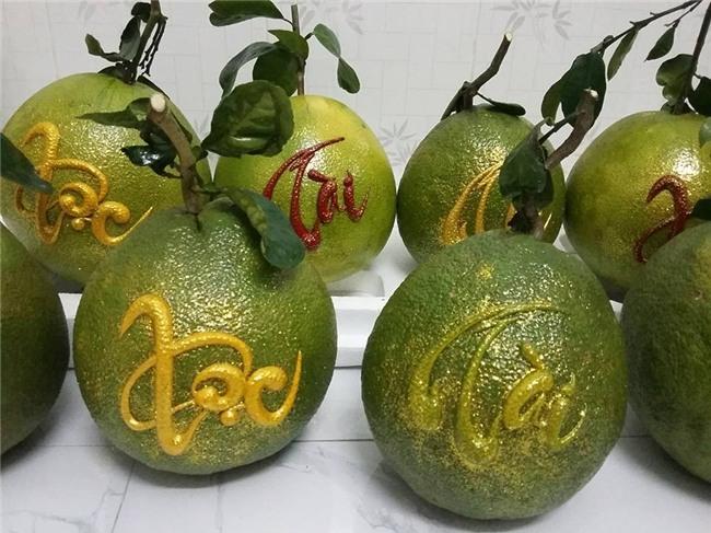Hoa quả độc lạ, quả trưng Tết