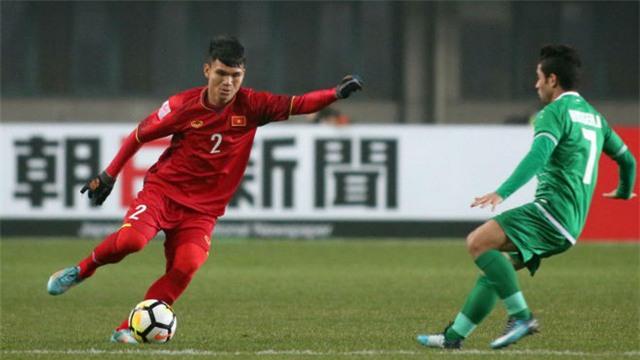 Khoảnh khắc cầu thủ Phạm Xuân Mạnh nhờ dì nhắn với mẹ đã có tiền trả nợ khiến người hâm mộ rơi nước mắt-1