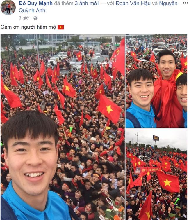 Chùm ảnh hài hước: Dân mạng tự trao các giải phụ đặc biệt cho U23 Việt Nam  - Ảnh 1.