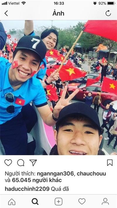 Chùm ảnh hài hước: Dân mạng tự trao các giải phụ đặc biệt cho U23 Việt Nam  - Ảnh 2.