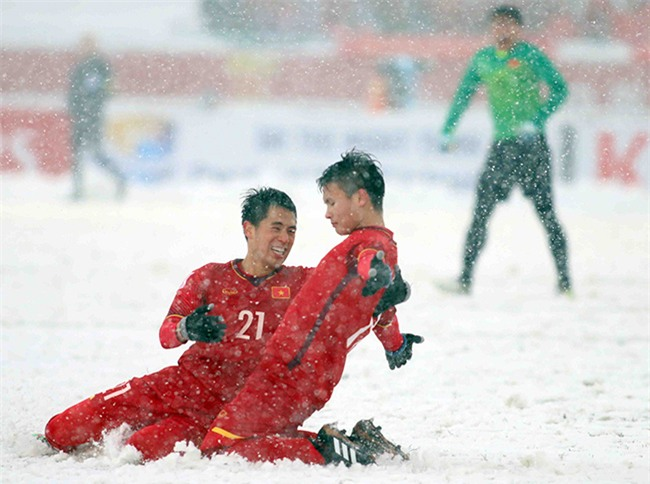 U23 Việt Nam, HLV Park Hang Seo, Quang Hải