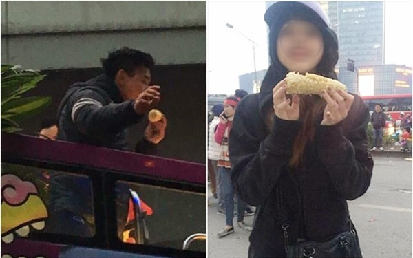 Nhặt được bắp ngô ăn dở của Văn Thanh U23, cô gái trẻ bối rối nhờ tổ tư vấn dân mạng: Nên ăn tiếp hay cất làm kỷ niệm? - Ảnh 2.