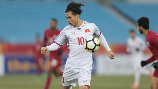 Công Phượng tiết lộ phải uống thuốc chống viêm, giảm đau trước mỗi trận đấu của U23 Việt Nam - Ảnh 1.