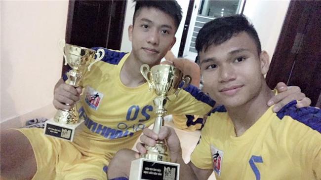 U23 Việt Nam, bóng đá Việt Nam Việt Nam, Văn Đức, Xuân Mạnh, Nghệ An
