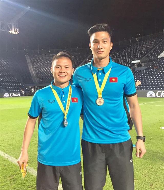 Ngoài Bùi Tiến Dũng, U23 Việt Nam còn có một thủ môn khác cực phẩm không kém - Ảnh 5.