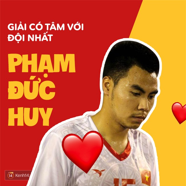 Loạt giải thưởng phụ bá đạo do fan bình chọn cho đội tuyển U23 Việt Nam - Ảnh 21.