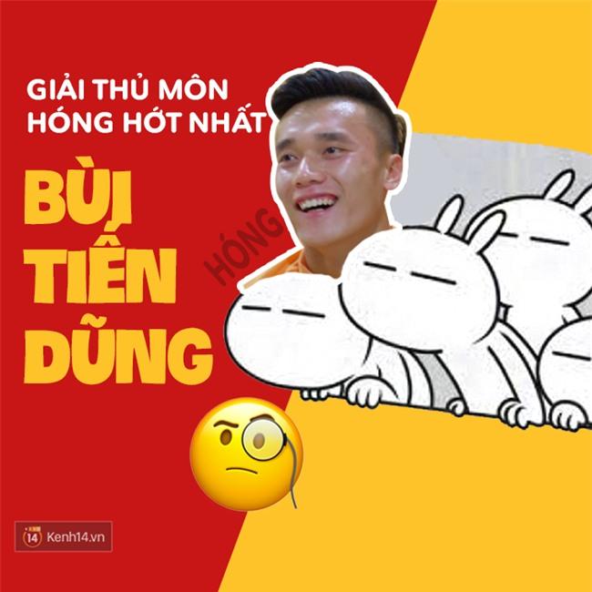 Loạt giải thưởng phụ bá đạo do fan bình chọn cho đội tuyển U23 Việt Nam - Ảnh 5.
