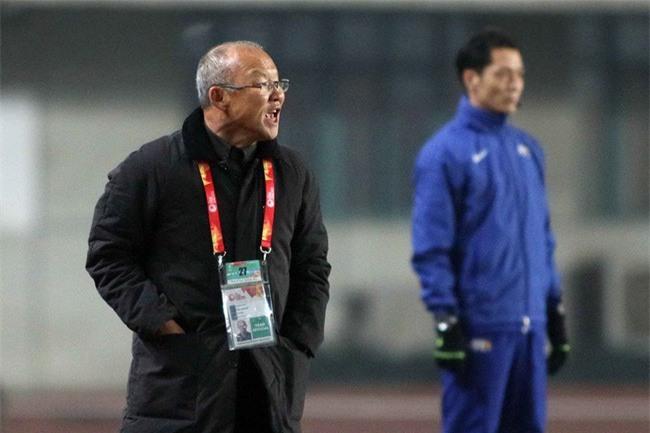 Những cung bậc cảm xúc của ông chú Hàn Quốc Park Hang Seo đã chinh phục trái tim người hâm mộ Việt Nam - Ảnh 3.