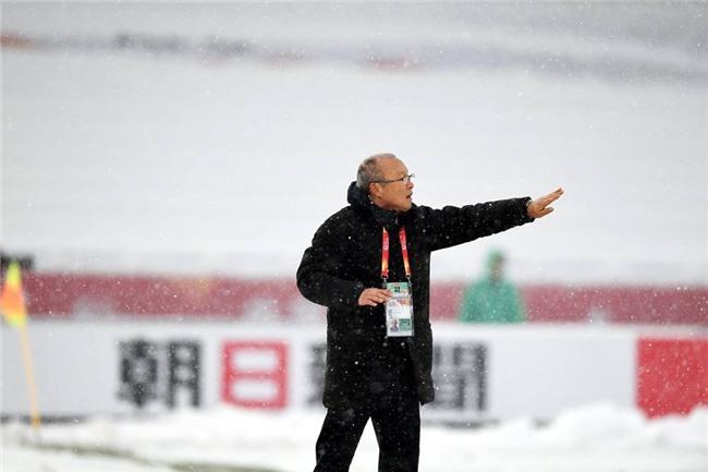 Những cung bậc cảm xúc của ông chú Hàn Quốc Park Hang Seo đã chinh phục trái tim người hâm mộ Việt Nam - Ảnh 4.
