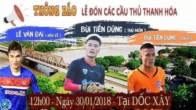 Trở về Thanh Hoá cùng anh em Tiến Dũng, nhưng chàng cầu thủ 1m80 từng bỏ học vì nghèo này lại ít được biết đến: Đó là Lê Văn Đại - Ảnh 1.