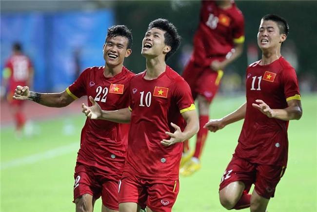 Công Phượng, U23 Việt Nam, Quang Hải, thủ môn Bùi Tiến Dũng, Xuân Trường