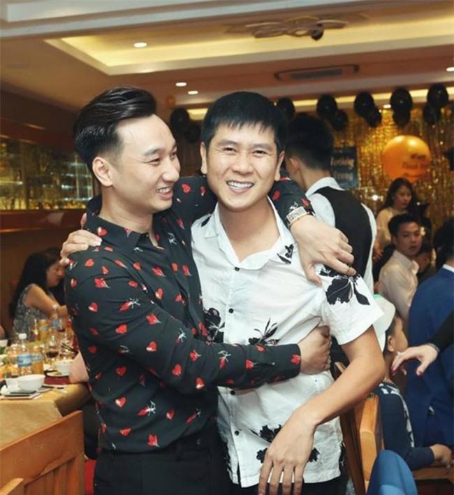 Xuân Bắc, Tự Long cùng dàn sao đến mừng sinh nhật MC Thành Trung-6