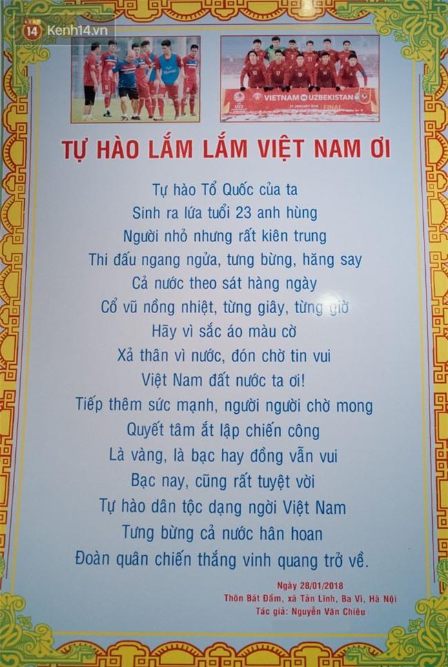 Chuyện cụ ông 69 tuổi bắt xe ôm, xe buýt gần 100km đến nhà bố mẹ Quang Hải để tặng một món quà đặc biệt - Ảnh 5.